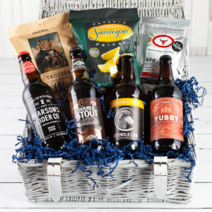The Beer Collection Hamper - Fillet and Bone, Gifts and Hampers, Cotswold, Fine Foods and Drink, Beer, Christmas Gifts