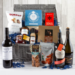 The Christmas Hamper - Fillet and Bone, Gifts and Hampers, Cotswold, Fine Foods